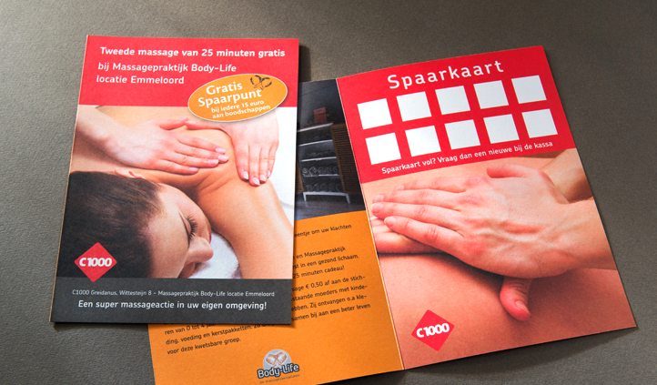 Project: Body-Life massagespecialisten