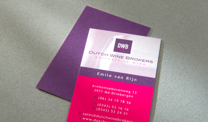 Project: Dutch Wine Brokers